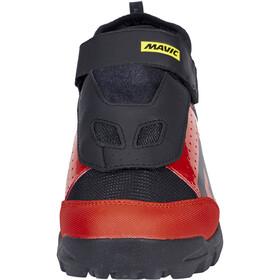 Mavic Deemax Elite Zapatillas Hombre, black/fiery red/black